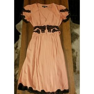 Betsey Johnson silk dress size 0